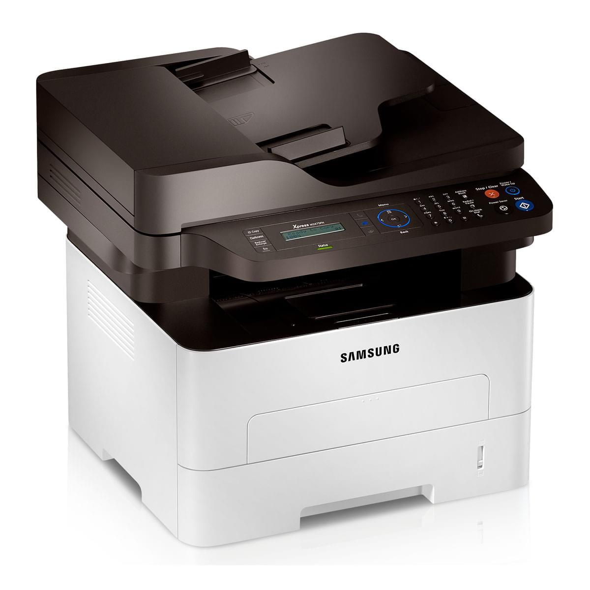 Samsung Xpress SL-M2875FW (SL-M2875FW/SEE) - Achat / Vente Imprimante Multifonction sur Cybertek.fr - 0