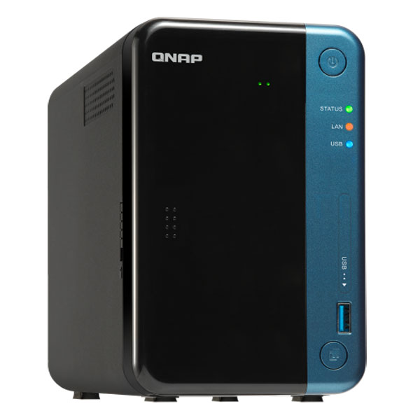 Qnap TS-253Be-4G - 2 HDD - Serveur NAS Qnap - Cybertek.fr - 3