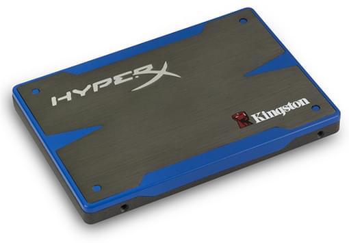 "Kingston 120Go SSD HyperX SATA II (SH100S3/120G obso 03450) - Achat / Vente Disque dur interne 2.5"" sur Cybertek.fr - 0"