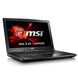 MSI PC Portable GL72 6QF-430FR - i5-6300H/8G/1T/GTX960/17.3