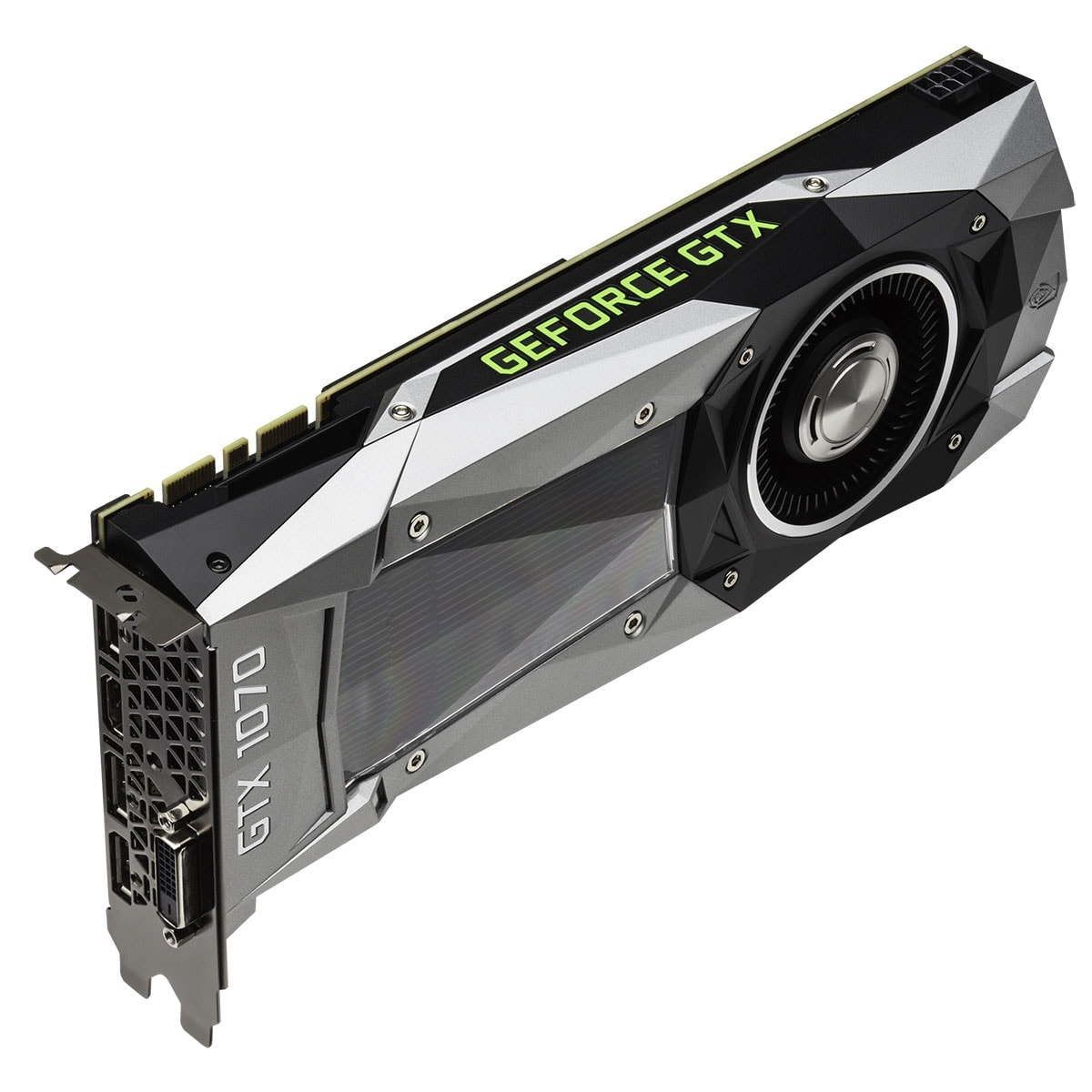 Asus GTX1070-8G Founders Edition  - Carte graphique Asus - 3