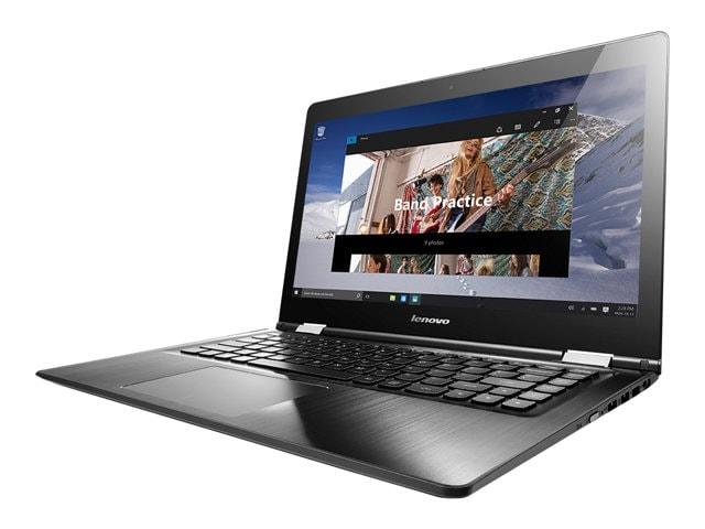 Lenovo Yoga 500-14 (80N400X4FR) - Achat / Vente PC Portable sur Cybertek.fr - 0