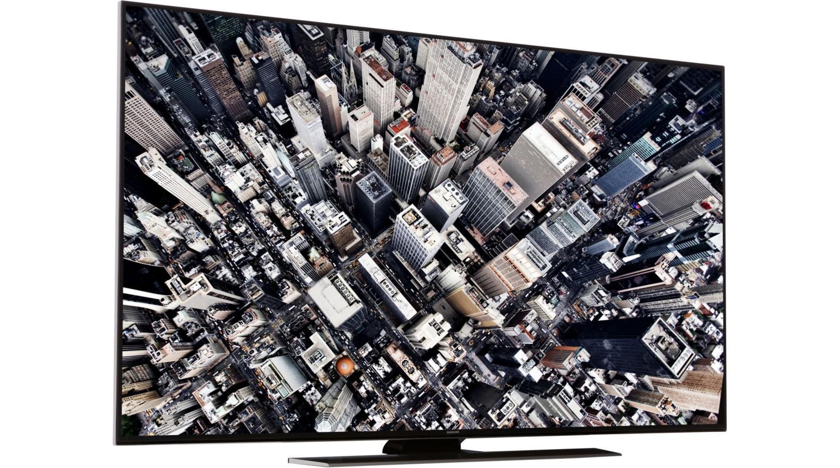Samsung UE65HU7500 (UE65HU7500) - Achat / Vente TV sur Cybertek.fr - 0