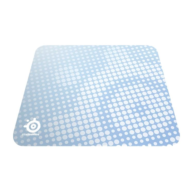 Steelseries QCK Frost Blue - Tapis de souris Steelseries - 0