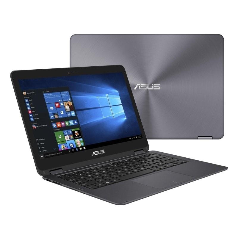 Asus ZenBook Flip UX360CA-DQ005T (90NB0BA2-M00280) - Achat / Vente PC portable sur Cybertek.fr - 0