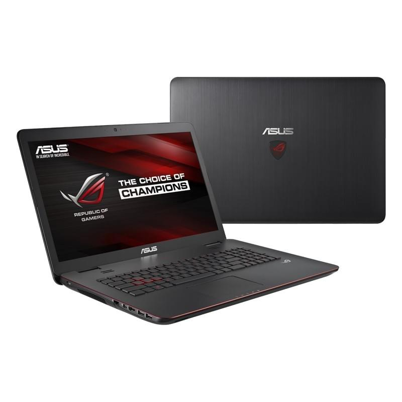 Asus GL771JW-T7143H (90NB0856-M01870) - Achat / Vente PC Portable sur Cybertek.fr - 0