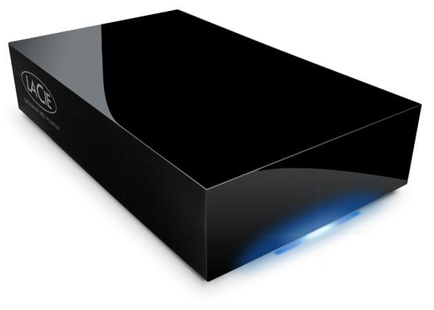 """LaCie USB2.0 pour DD 3.5"""" SATA LACIE Box Poulton -301899 (301899) - Achat / Vente Boîtier externe sur Cybertek.fr - 0"""