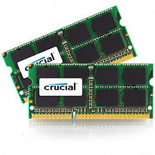 Crucial SO-DIMM (2x8Go) DDR3 1866 for MAC CT2C8G3S186DM 16Go SO-DDR3 - Mémoire PC portable - 0
