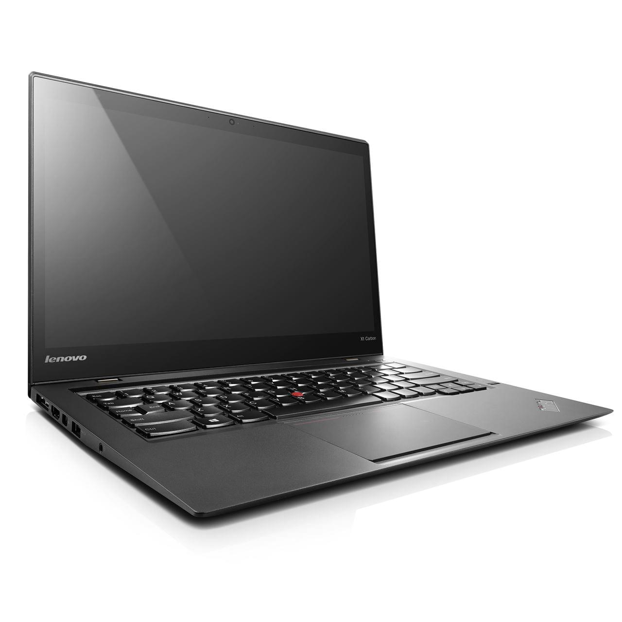 Lenovo X1 Carbon 20A7 (20A70027FR) - Achat / Vente PC Portable sur Cybertek.fr - 0