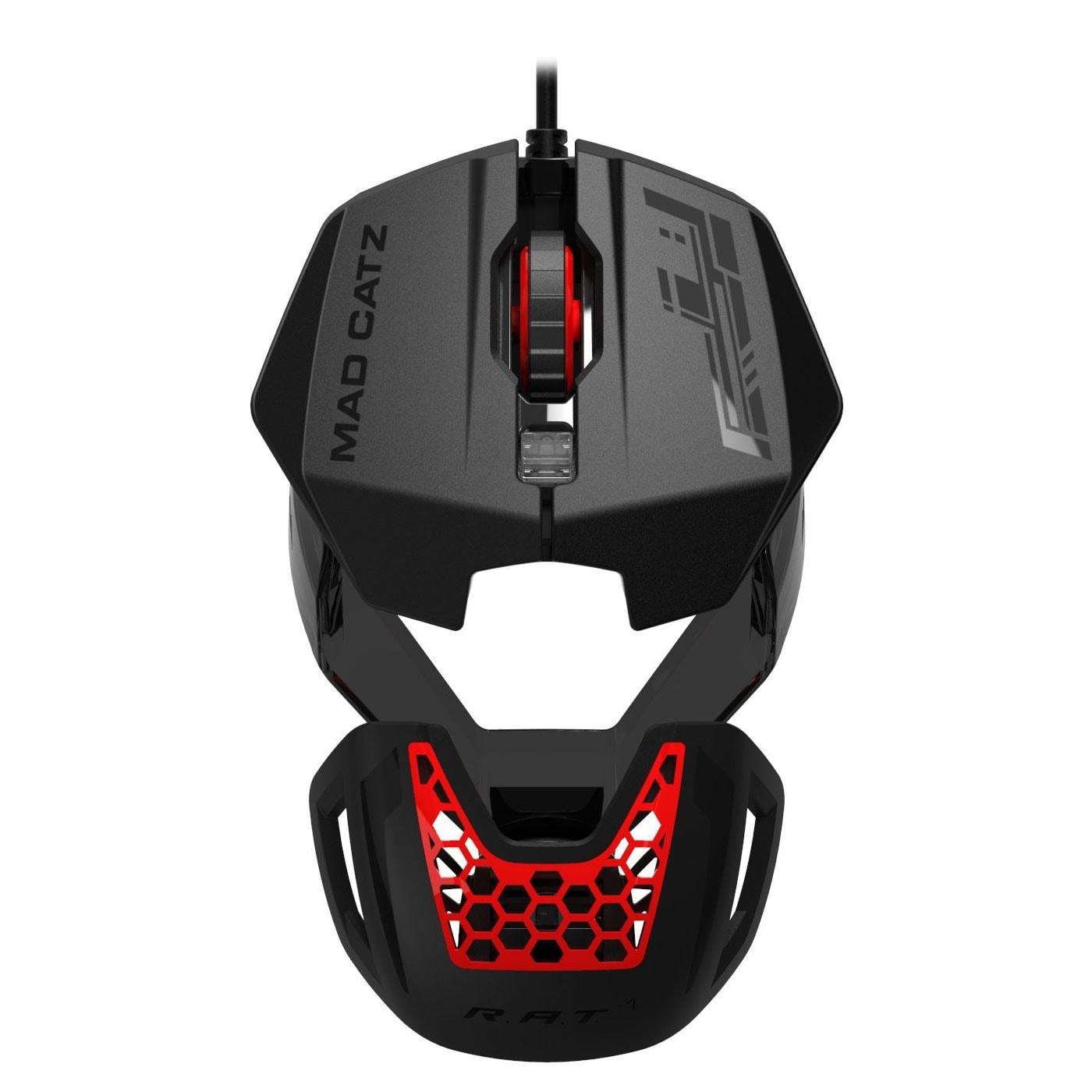 MAD CATZ R.A.T 1 Noire - Souris PC MAD CATZ - Cybertek.fr - 0