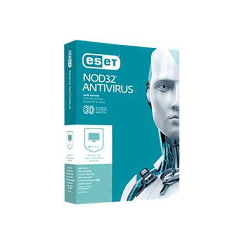ESET NOD32 Antivirus 2018 - 1 An / 3 PC - Logiciel sécurité - 0