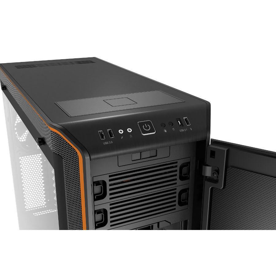 Be Quiet! Dark Base Pro 900 Orange V2 Orange - Boîtier PC - 3