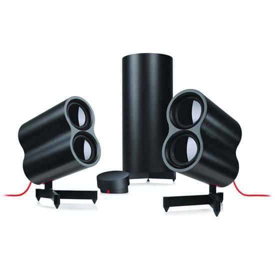 Logitech Speaker System Z553 2HP+Caisson (980-000650) - Achat / Vente Enceinte PC sur Cybertek.fr - 0
