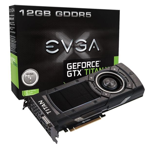 EVGA  - 12Go - carte Graphique PC - GPU nVidia - 0