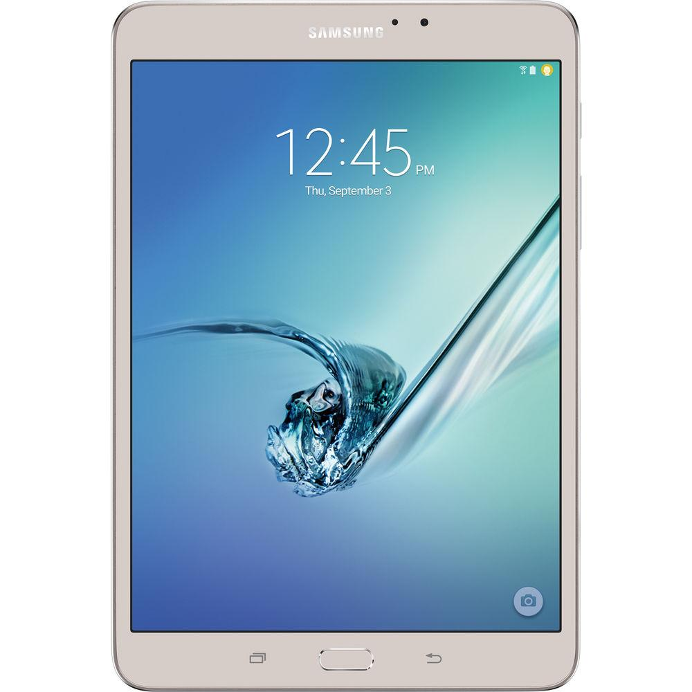 Samsung Galaxy TAB S2 T713NZD Or - Tablette tactile Samsung - 0