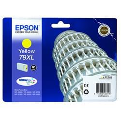Epson Consommable Imprimante Cartouche 79XL Jaune - T7904 Cybertek