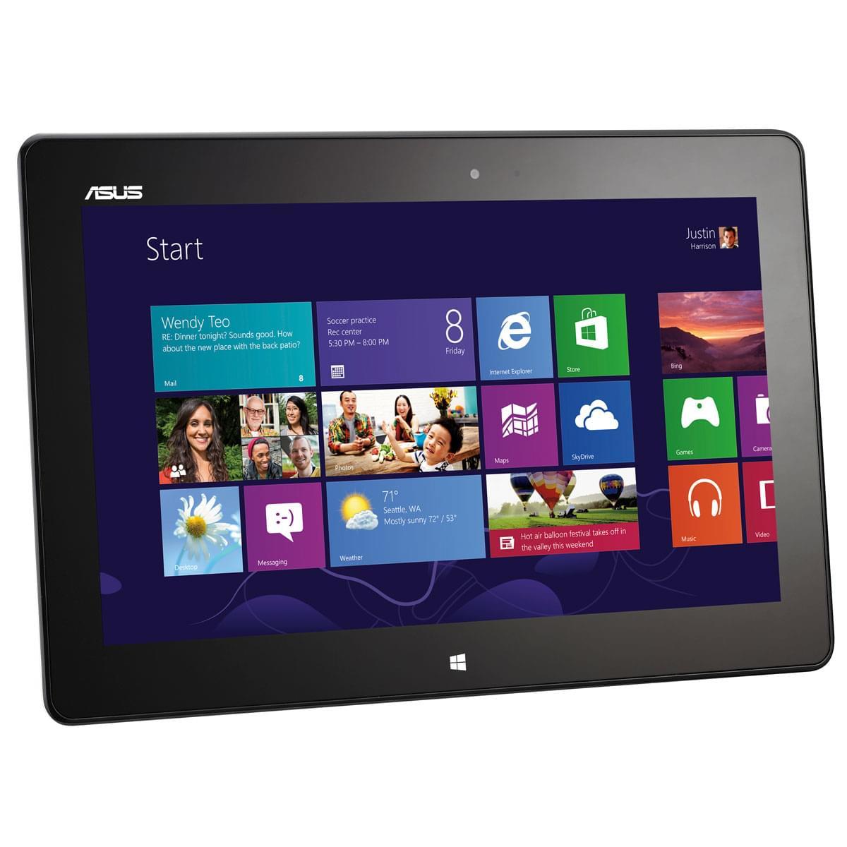 Asus VivoTab ME400CL-1B009W Noir (ME400CL-1B009W) - Achat / Vente Tablette Tactile sur Cybertek.fr - 0