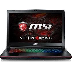 MSI PC Portable GT73VR 6RE-238 - i7-6700/16G/256G+1T/1070/17.3/10 Cybertek
