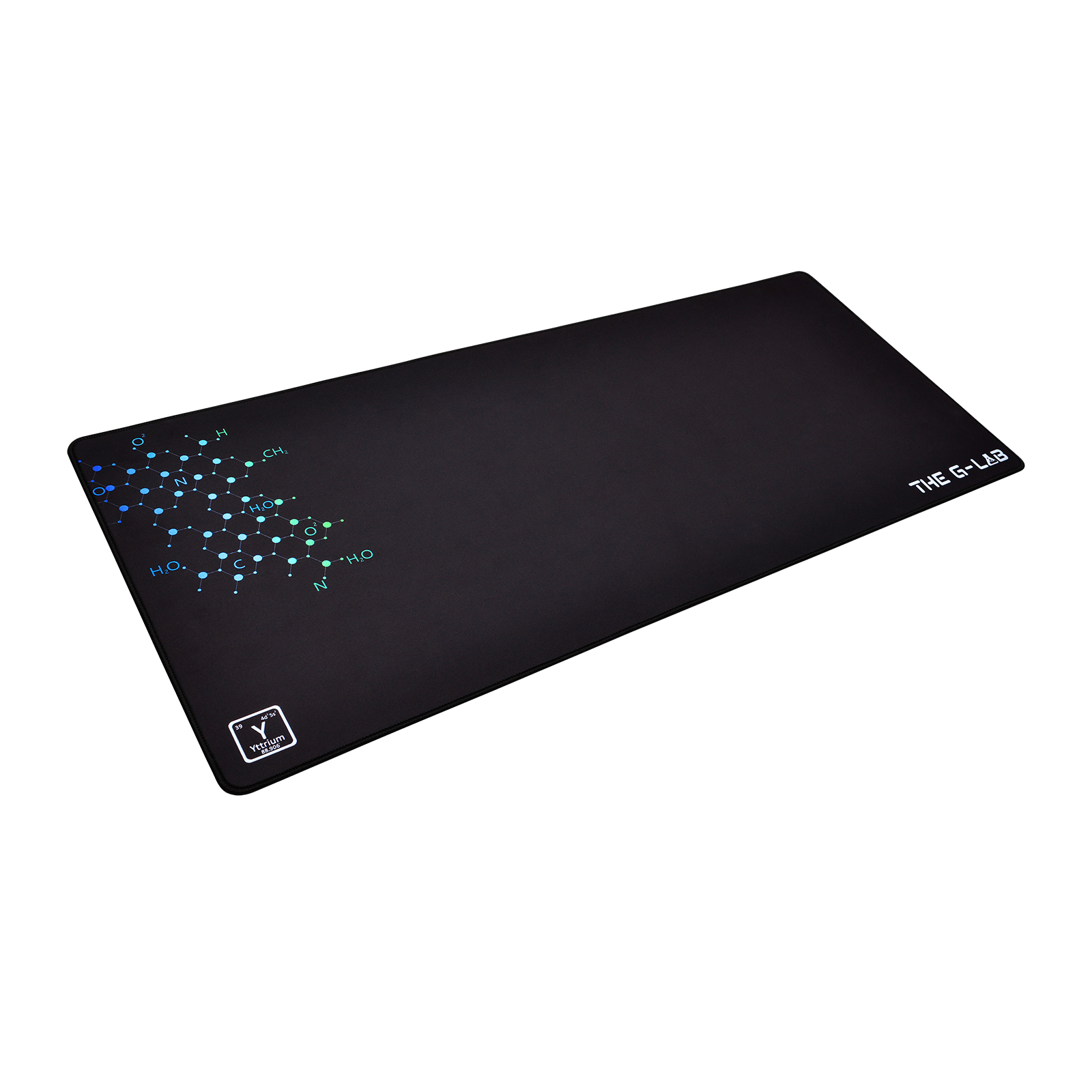 The G Lab Gaming Mouse Pad Xxl 900x400mm Tapis De Souris