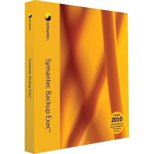 Symantec Backup Exec 2010 Pack pour Windows Serveur (20052640) - Achat / Vente Logiciel Application sur Cybertek.fr - 0