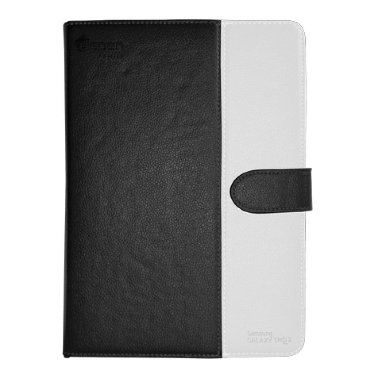 """Heden Housse Family Noire Galaxy Tab 2 10.1"""" (ACCHSF10CA) - Achat / Vente Accessoire tablette sur Cybertek.fr - 0"""