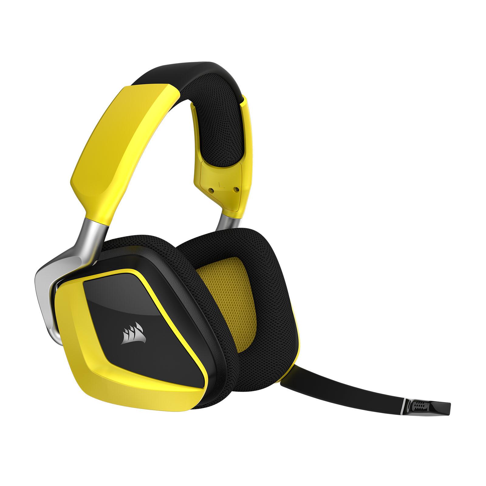 Corsair Gaming VOID PRO RGB 7.1 Wireless SE CA-9011150-EU 7.1 Surround - Micro-casque - 1