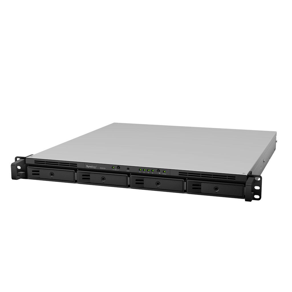 Synology RS818RP+ - 4 HDD - Serveur NAS Synology - Cybertek.fr - 2