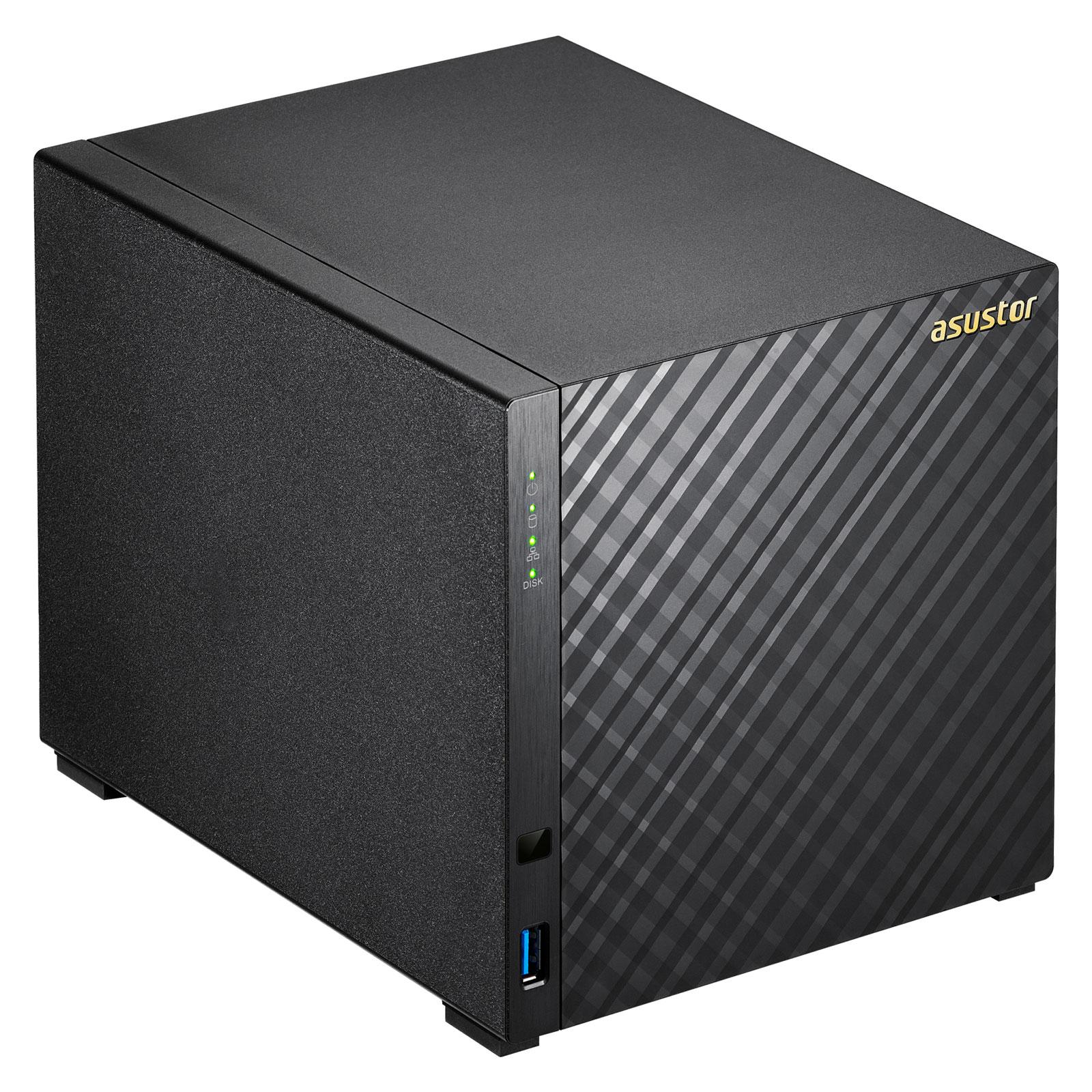 Asustor AS3204T - 4 HDD - Serveur NAS Asustor - Cybertek.fr - 3