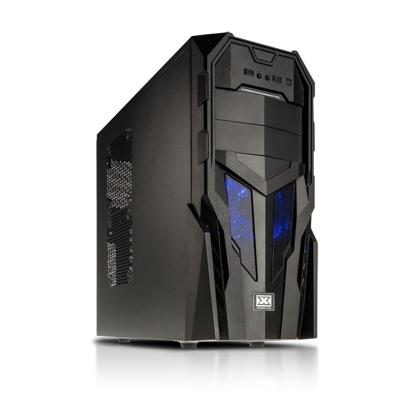 Xigmatek Shockwave (Shockwave) - Achat / Vente Boîtier PC sur Cybertek.fr - 0
