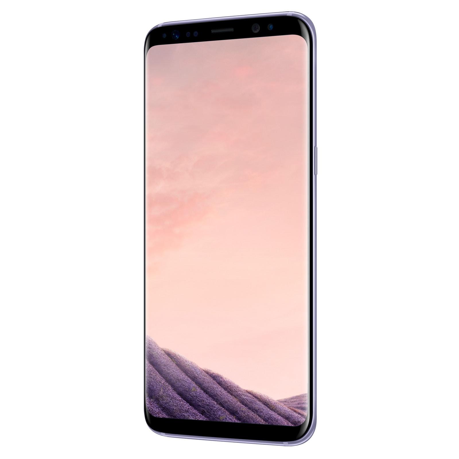 Samsung Galaxy S8 64Go G950 Orchid Gray - Téléphonie Samsung - 2