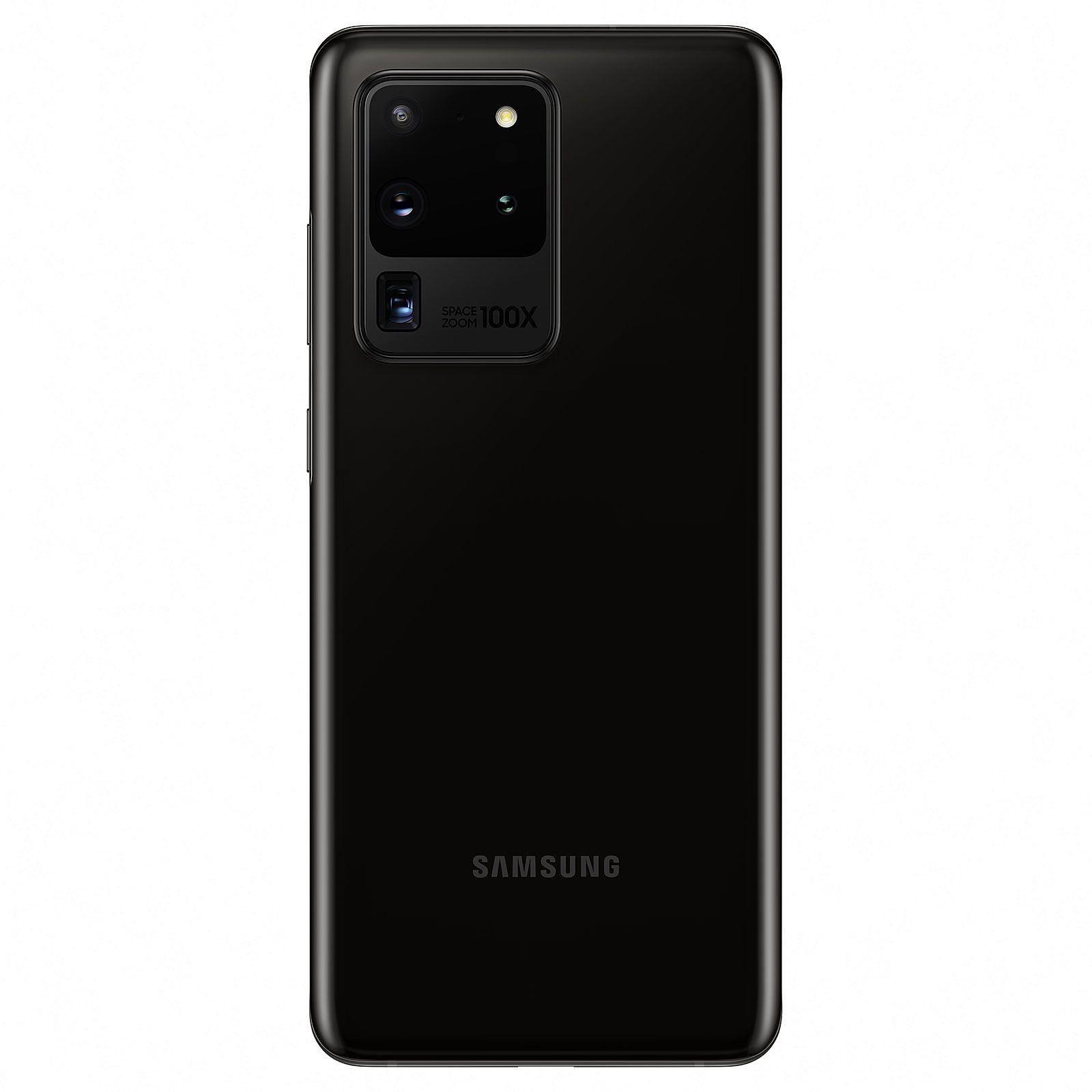 Samsung Galaxy S20 ultra noir 128Go - Téléphonie Samsung - 1