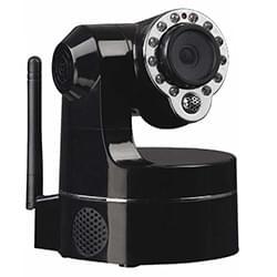Heden Caméra / Webcam VisionCam WiFi Motorisée 5.6WN - Cam. IP/RJ45/WiFi Cybertek