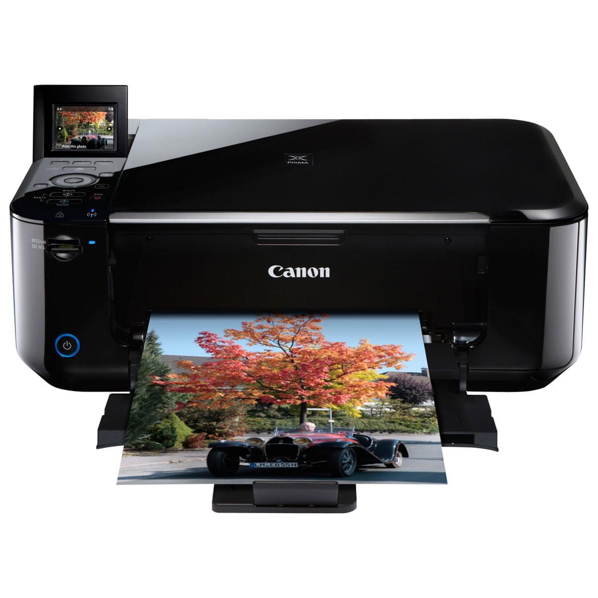 Canon PIXMA MG4150 (Recto-Verso / WiFi) (5290B024) - Achat / Vente Imprimante multifonction sur Cybertek.fr - 0