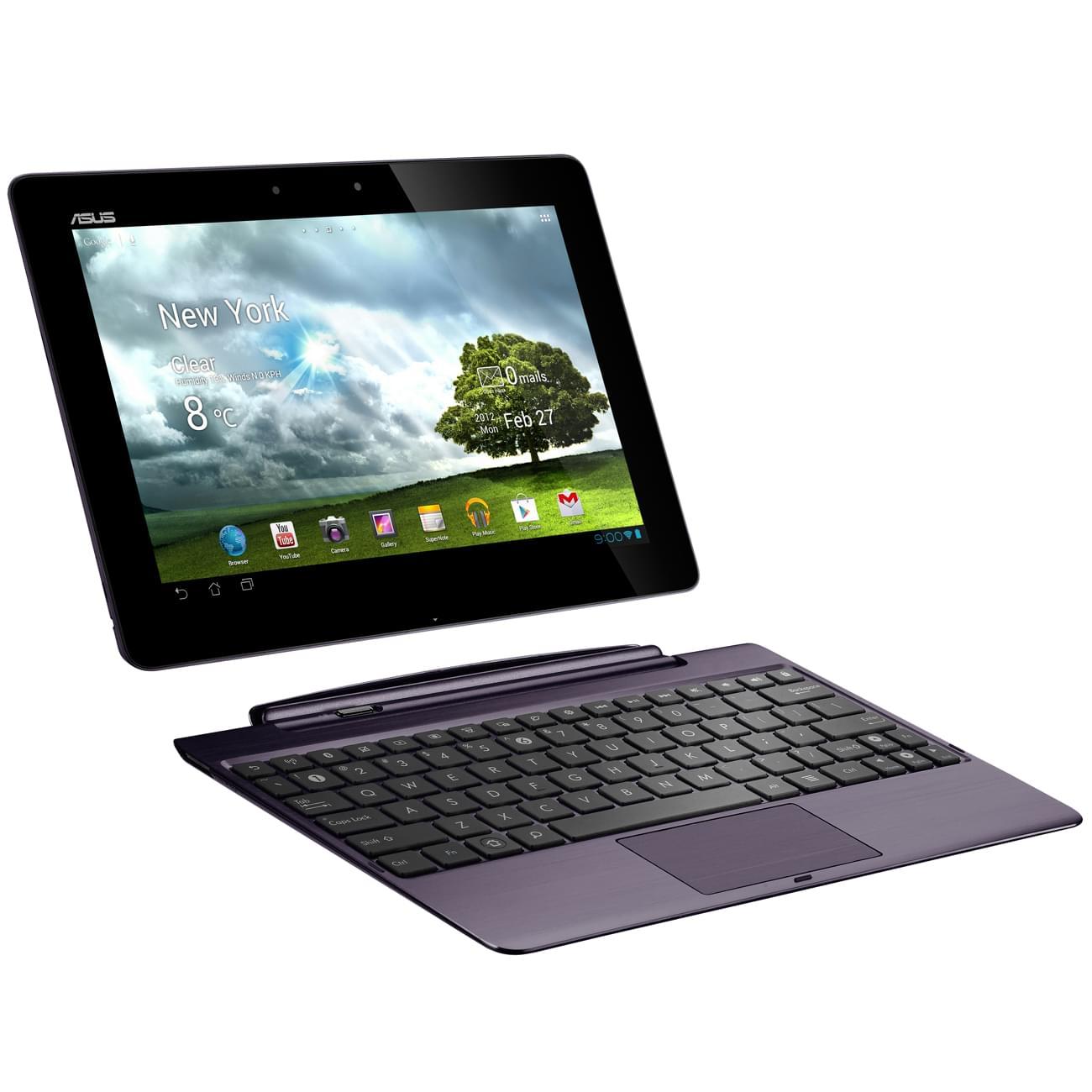 Asus TF700T-1B069A (TF700T-1B069A) - Achat / Vente Tablette tactile sur Cybertek.fr - 0
