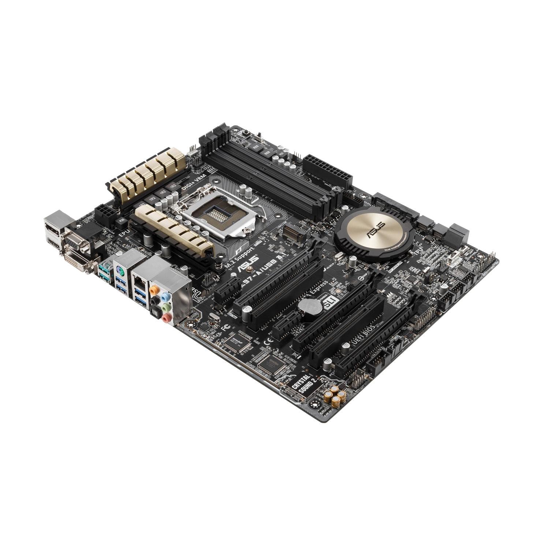 Asus Z97-A/USB3.1 (90MB0L60-M0EAY0 soldé) - Achat / Vente Carte Mère sur Cybertek.fr - 2