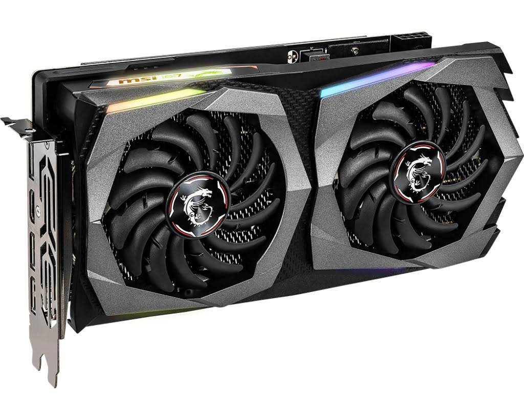 MSI RTX 2060 GAMING 6G 6Go - Carte graphique MSI - Cybertek.fr - 3