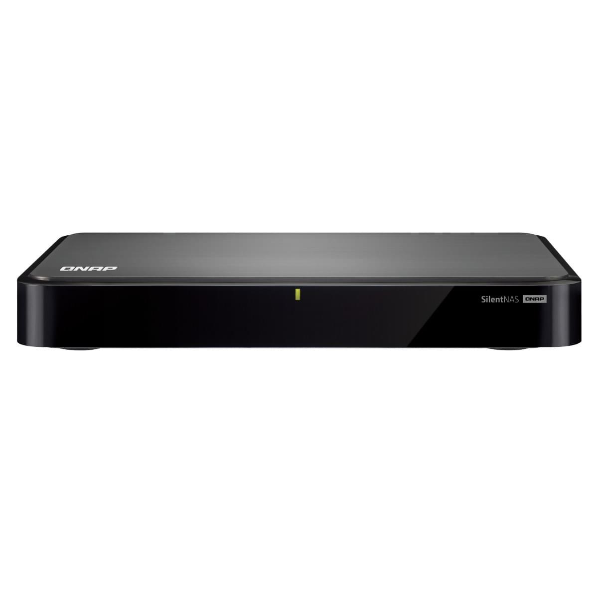Qnap HS-210 silencieux - 2 HDD - Serveur NAS Qnap - Cybertek.fr - 0