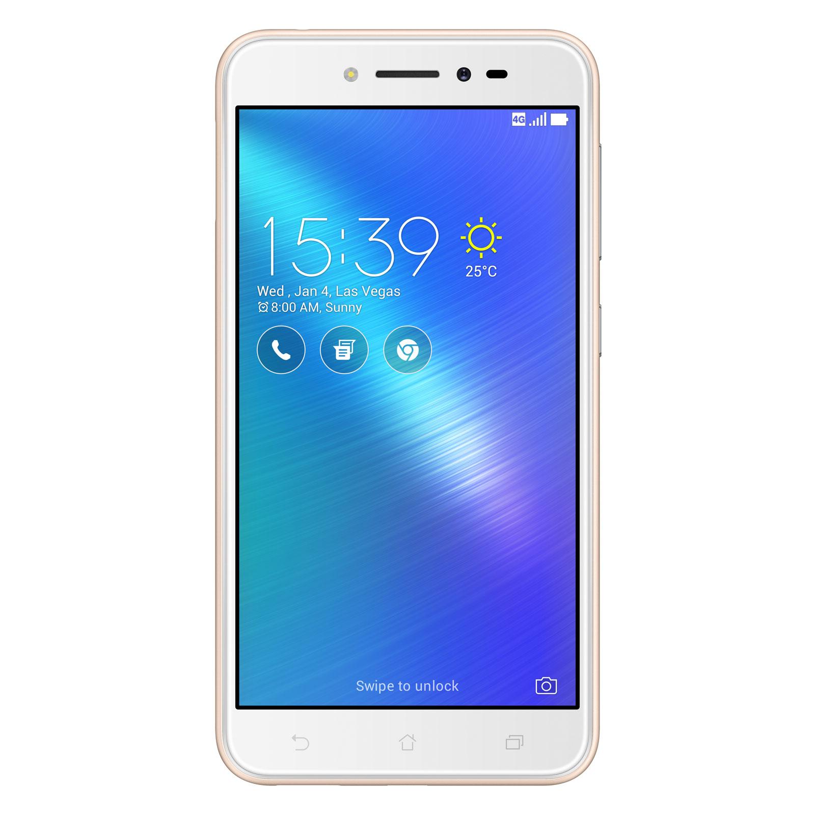 Asus ZenFone Live ZB501KL Gold 16Go - Téléphonie Asus - 3