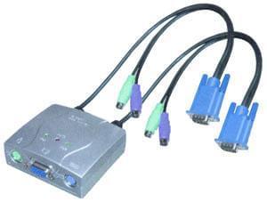No Name 2UC-1 Ec&Cl&So PS2 Auto (060100 soldé) - Achat / Vente Commutateur et splitter sur Cybertek.fr - 0