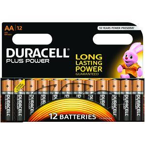 Duracell Lot de 12 Piles Alcaline 1,5V LR06 (MN1500B12) - Achat / Vente Pile sur Cybertek.fr - 0