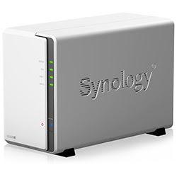 image produit Synology DS220J - 2 HDD Cybertek