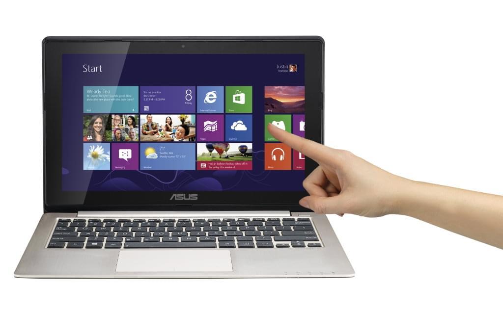 Asus X202E-CT006H (X202E-CT006H) - Achat / Vente PC Portable sur Cybertek.fr - 0