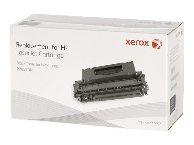 Toner Noir 003R99808 pour imprimante Laser Xerox - 0