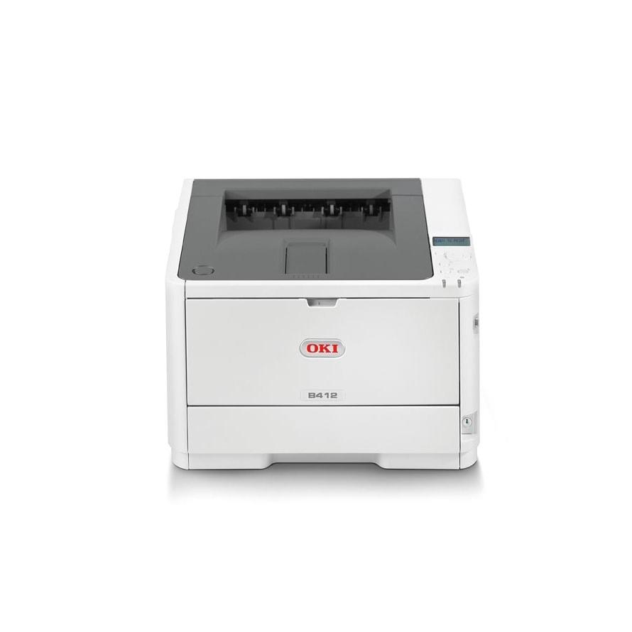 Imprimante Oki B412dn - monochrome/Recto-Verso/33ppm/A4 - 0