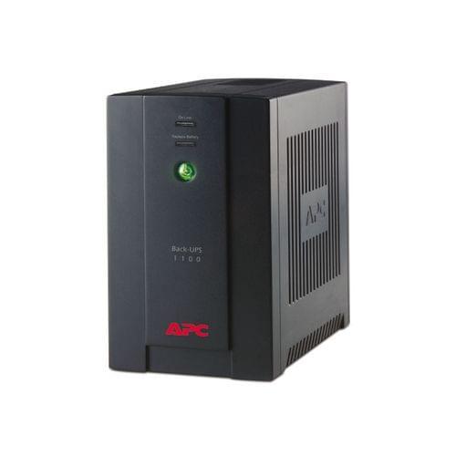 APC Back UPS 1100VA BX1100CI (BX1100CI) - Achat / Vente Onduleur - Multiprises sur Cybertek.fr - 0