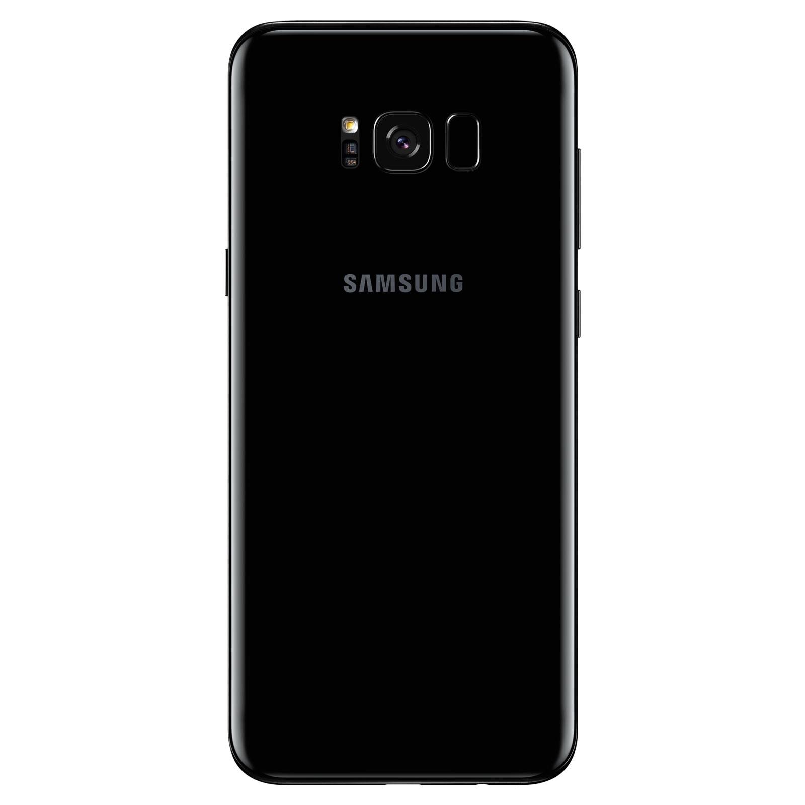 Samsung Galaxy S8+ 64Go G955 Black - Téléphonie Samsung - 1