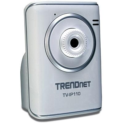 TrendNet TV-IP110 (caméra IP RJ45) (TRE_TVIP110) - Achat / Vente Caméra / Webcam sur Cybertek.fr - 0