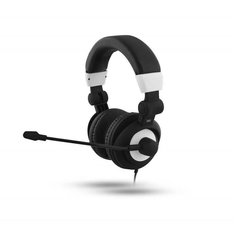 T'nB HS-400 Stereo Noir - Micro-casque - Cybertek.fr - 0
