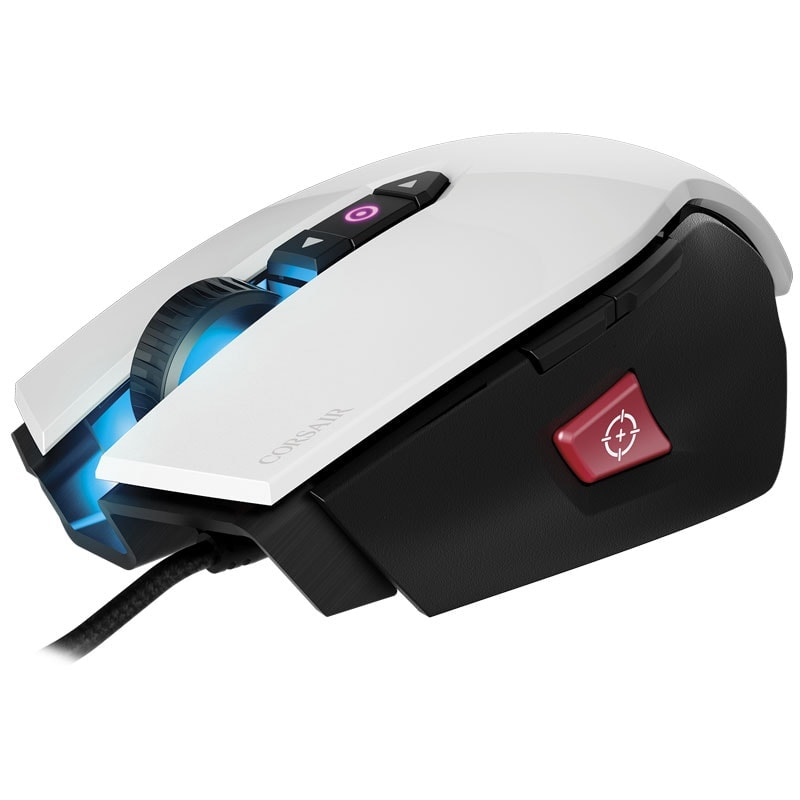 Corsair M65 PRO RGB FPS PC Gaming Mouse Wh. - Souris PC Corsair - 2