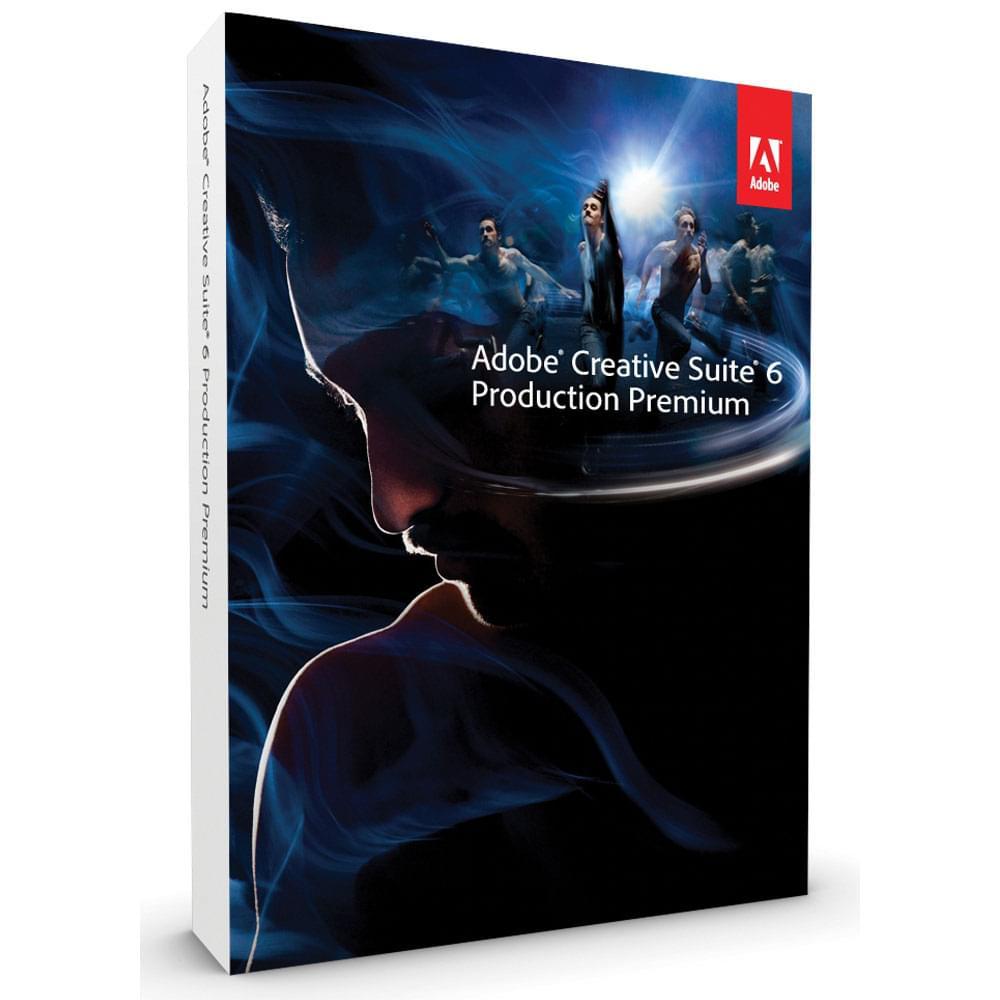 Adobe MAJ Creative Suite Production Premium (65175714) - Achat / Vente Logiciel application sur Cybertek.fr - 0